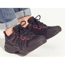Кросовки спортивні на плоскій підошві Walkmaxx Fit Чорний  45