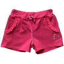 Шорти з кишенями i вышивкой для девочки