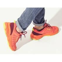 Кросовки спортивні на плоскій підошві Walkmaxx Fit Персиковий  41 Довжина стопи 26,8 см