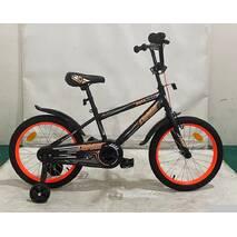 """Велосипед 16"""" дюймов 2-х колёсный """"CORSO"""" ЕХ-16 N 5667"""