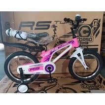 """Велосипед магниевый 16"""" дюймов 2-х колёсный """"CORSO"""" 54226"""