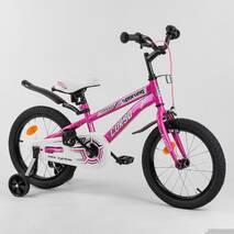 """Велосипед 16"""" дюймов 2-х колёсный """"CORSO"""" R-16416"""