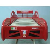 Бортики безпеки на ліжко-машину -160