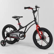 """Велосипед магниевый 16"""" дюймов 2-х колёсный """"CORSO"""" LT-55300"""