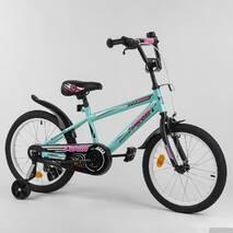 """Велосипед 18"""" дюймов 2-х колёсный """"CORSO"""" EX-18 N 1102"""