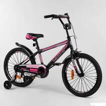 """Велосипед 20"""" дюймов 2-х колёсный """"CORSO"""" ST-20566"""