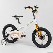 """Велосипед магниевый 16"""" дюймов 2-х колёсный """"CORSO"""" LT-33100"""