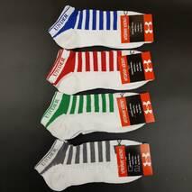 Набор мужских укороченных носков Under Armour 12 пар