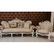Комплект мяких меблів Міра Барокко стиль