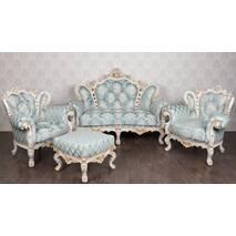 Комплект мягкой мебели Мира Барокко стиль