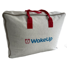 Одеяло Wake Up Natural Medium Flex  пух-перо 215-195 см белое