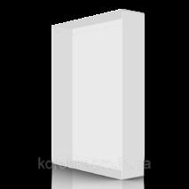 Упаковка картон белая для постельного белья