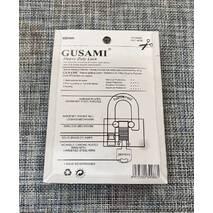 Замок навесной Gusami 65мм / GU-65