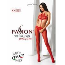 Бодистокинг Passion BS080 red