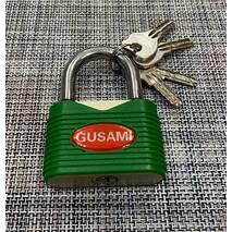 Замок навісний Gusami 65мм / AR-65