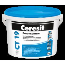 Ceresit CT 19 Грунтовка адгезионная Бетонконтакт