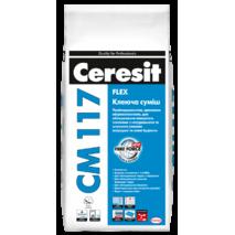 Ceresit СМ 117 Эластичная клеюча смесь для натурального камня Flex