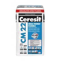 Ceresit СМ 22 Высокоэластичная клеюча смесь для крупноформатной плитки Mega Format Flexible