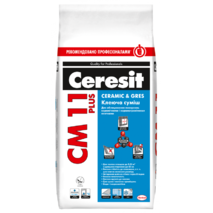 Ceresit СМ 11 Plus Клеюча смесь для плитки Ceramic Gres