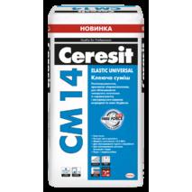 Ceresit CM 14 Elastic Universal Эластичная клеюча смесь для плитки Elastic Universal