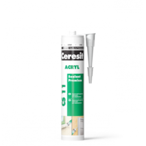 Ceresit CS11 Ceresit CS11 280мл герметик акр. (білий)