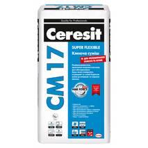 Ceresit СМ 17 Высокоэластичного клеюча смесь Super Flexible
