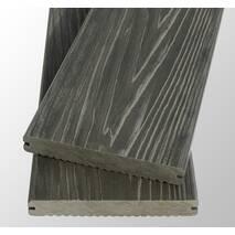 Террасная доска TardeX PROFESSIONAL BRUSH (массив) 150х20х2200 цвет Графит