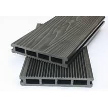 Террасная доска TardeX CLASSIC 3d 150х25х2200 цвет Антрацит