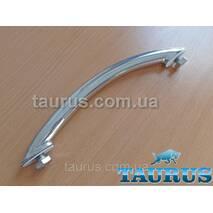 Ручка для ванни TAURUS Holder for Bath з полірованої н/же стали. Довга 250 мм; Труба d20; Між центрами 215