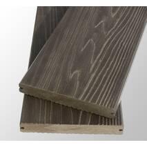 Террасная доска TardeX PROFESSIONAL BRUSH (массив) 150х20х2200  цвет Венге