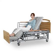 Медичне ліжко з туалетом і бічним переворотом MIRID Е08