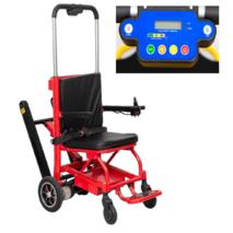 Сходовий електро підйомник-коляска для інвалідів MIRID SW02. Функція електроколяски