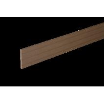 Цокольная планка 2400х60 мм цвет Клен
