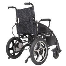 Електроколяска доладна для інвалідів MIRID TPI - 802