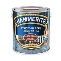 Краска антикоррозийная Hammeritе кирпичная 2,5 л.