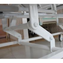 Медичне функціональне ліжко MIRID M08. Ліжко з регулюванням висоти ложа. Механічний привід