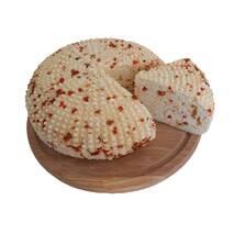 Натуральний  козячий  сир Качотта  з Паприкою (молодий)