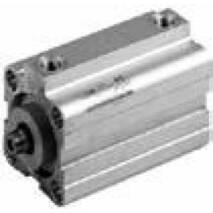 Короткохідний пневмодвигун SSCY d12