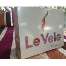Комплект постільної білизни  Le Vele Capitals поликоттон 220-200 см