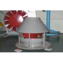 Промышленные вентиляторы ВКР № 4 - 12,5
