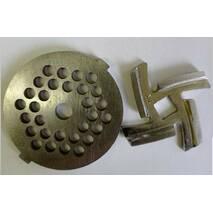 Нож и решетка  для мясорубки REDMOND RMG-1215