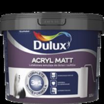 Краска акриловая Dulux Acryl Matt 10,0л.
