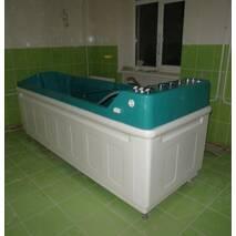 Ванна гідромасажна - для підводного душ-масажу ГЕЙЗЕР