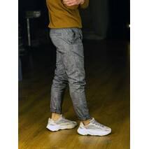 Брюки Custom Wear Dandy серые XL
