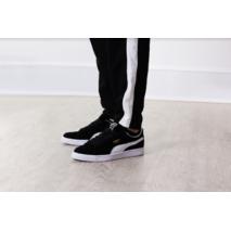Штаны Custom Wear с лампасами Black/White XS