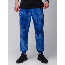 Штаны спортивные Тай Дай сини Custom Wear XS