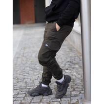 Штаны карго Basic олива Custom Wear S