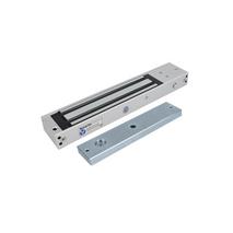 Электромагнитный замок Yli Electronic YM - 280n (LED) - DS со световой индикацией, датчиком состояния замка и дверей для системы контроля доступа