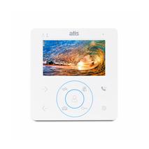 Відеодомофон кольоровий домофон з TFT екраном 4 дюйма ATIS AD-480 W