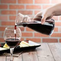 Карафа скляна для вина Arcoroc Fluid 0,5 л (L3963)